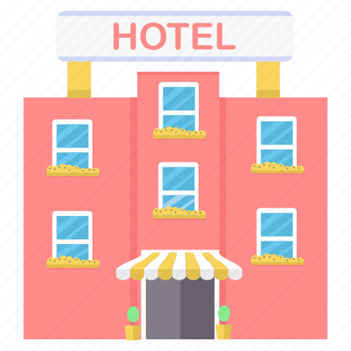 architecture, building, city, hotel, property icon