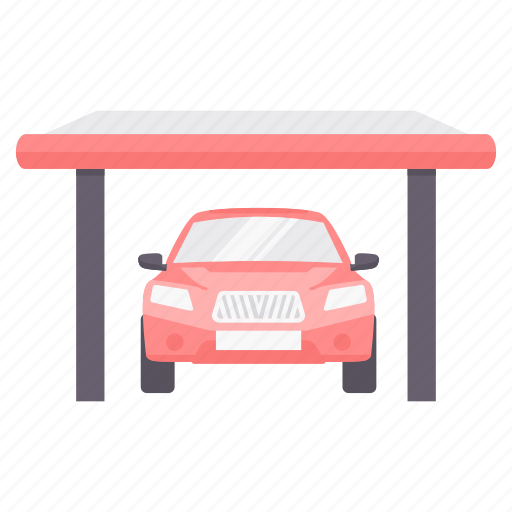 car, parking, service, transport, vehicle icon