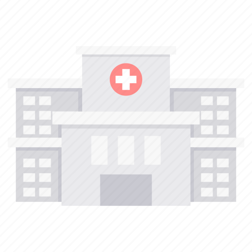 architecture, building, estate, health, hospital, medical icon