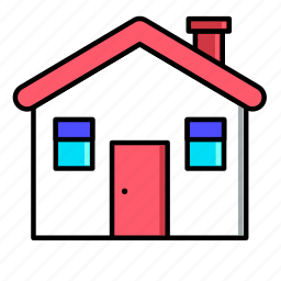 estate, home, house, real, rent, sale, sweet icon