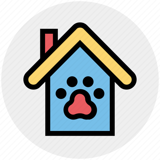 Animal, apartment, dog house, home, house, property, real estate icon - Download on Iconfinder