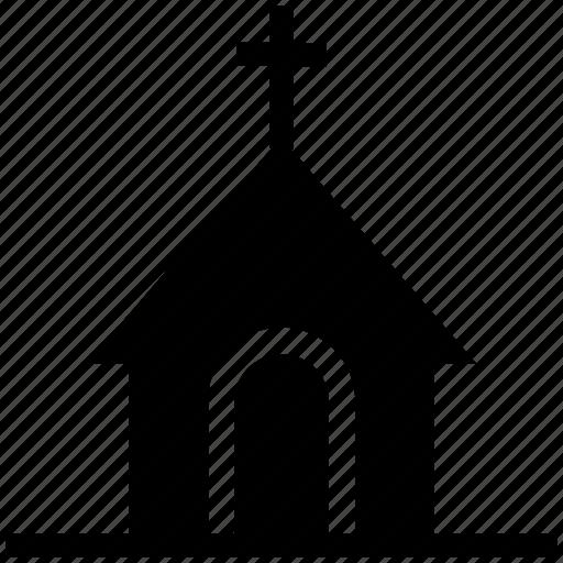 apartment, building, christian, church, church house, real estate, worship house of christian icon