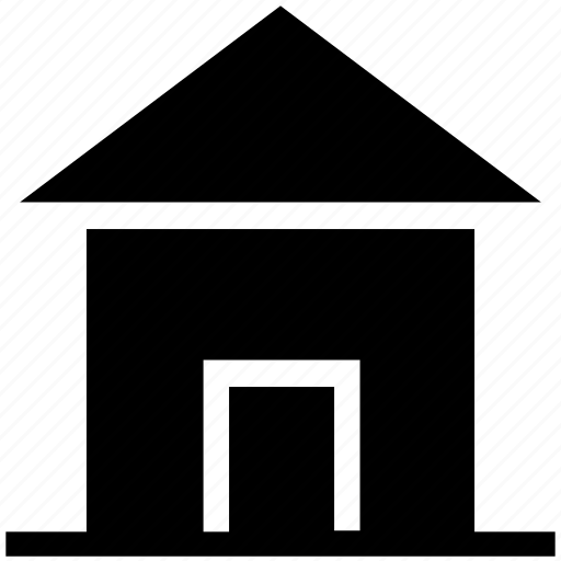 apartment, door, home, house, property, real, real estate icon