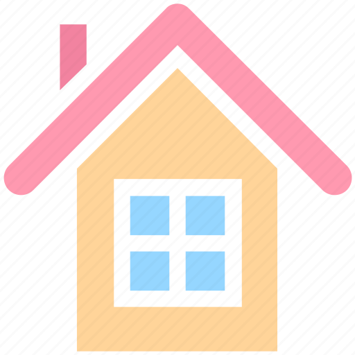 Apartment, home, house, house window, property, real estate, window icon - Download on Iconfinder