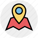address, google map, location, map, map pin, maps, street icon