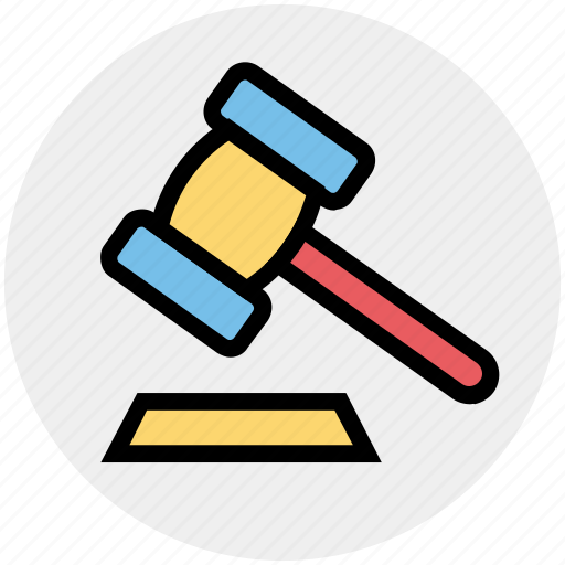 Court, government, hammer, justice, law, lawyer, legal insurance icon - Download on Iconfinder