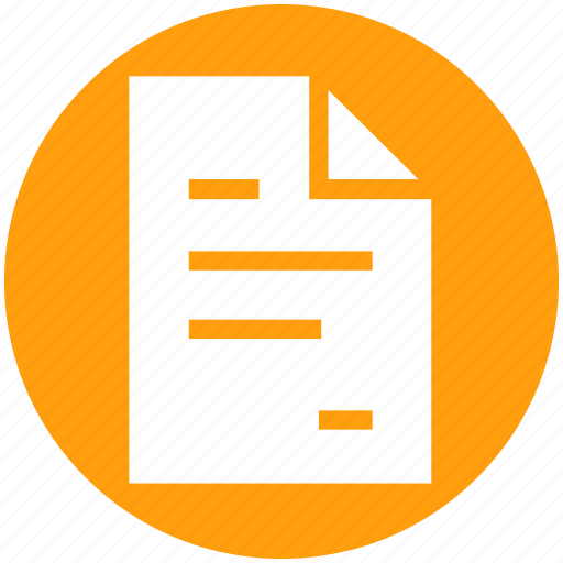 document, file, house document, page, paper, sheet, text icon