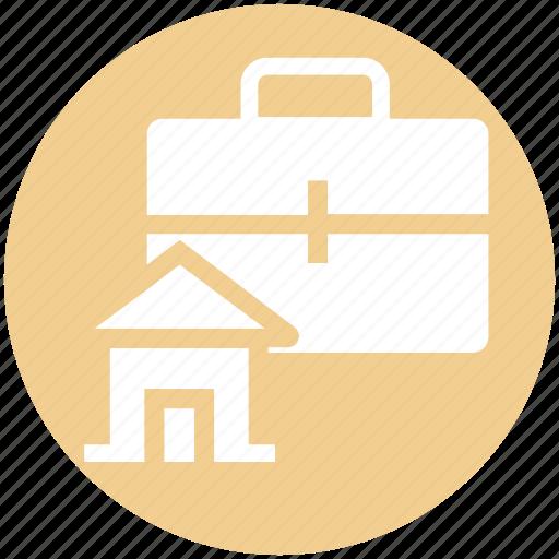 bag, buy, ecommerce, hand bag, home, house, shopping icon