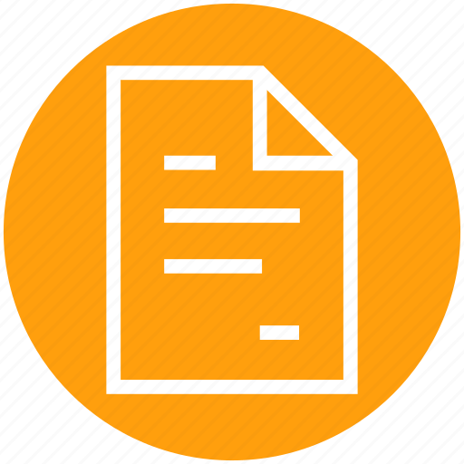 Document, file, house document, page, paper, sheet, text icon - Download on Iconfinder