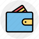 card, cash, money, money wallet, payment, profit, wallet icon