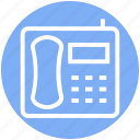 call, landline, office, old, phone, telephone, vintage