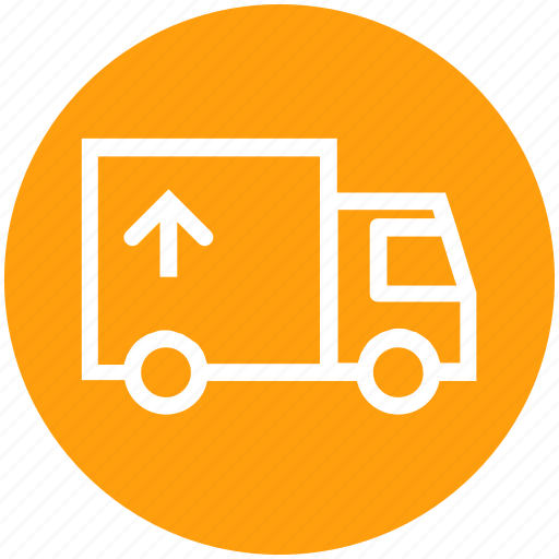Delivery, logistics, shipping, transport, transportation, truck, vehicle icon - Download on Iconfinder