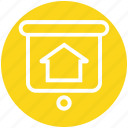 board, home, house, house board, house direction, property, real estate