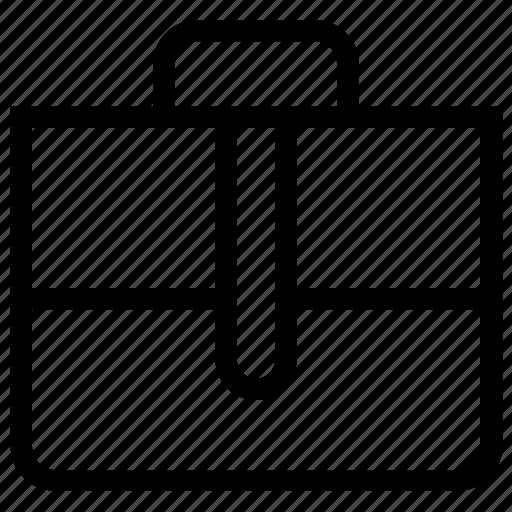 bag, briefcase, business, finance, office bag, portfolio, suit case icon