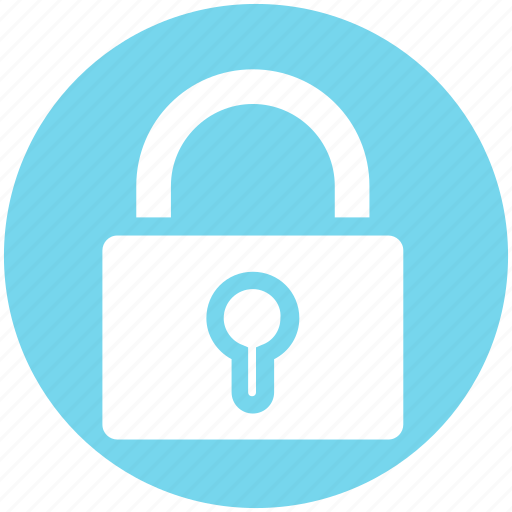 lock, locked, padlock, password, safety, secure, security icon
