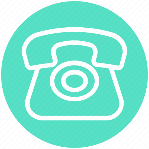 Business, call, landline, office, old, phone, telephone icon - Download on Iconfinder
