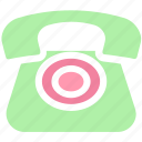 business, call, landline, office, old, phone, telephone icon