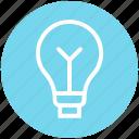 bright, bulb, creative, idea, lamp, light, light bulb
