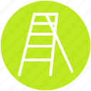 ascend, floors, interior, level, staircase, stairs, transit icon