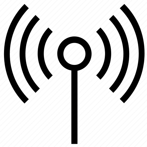 connection, internet, network, signal, signals, wifi, wireless icon