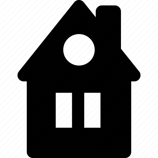 architecture, furniture, house, office, tool, villa icon