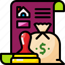 banking, business, credit, finance, money, paying, payment icon