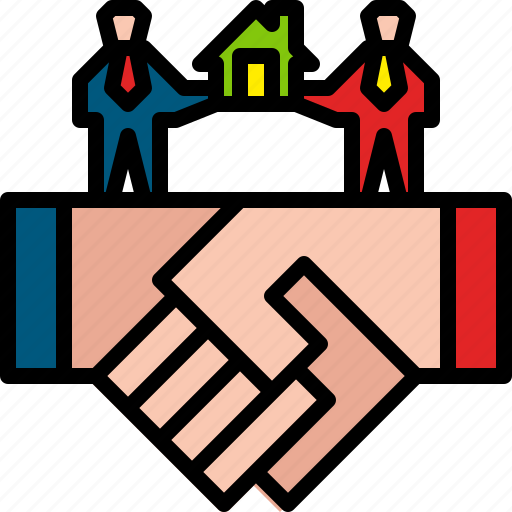 agreement, business, contract, deal, hand, handshake, success icon