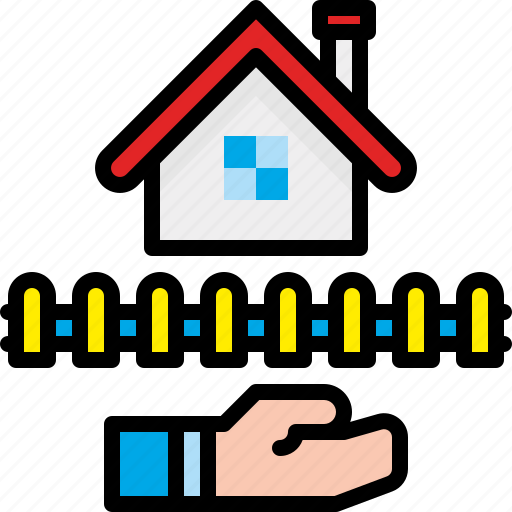 Estate, home, house, loan, real icon - Download on Iconfinder
