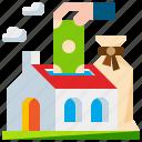 home, preparation, prepare, preparing, strategy icon