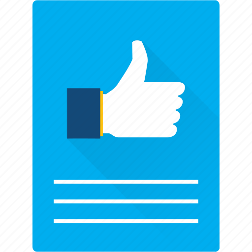 advice, approval, recommendation, recommended, suggestion, thumb, up icon