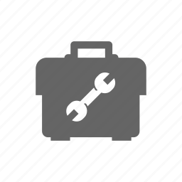 box, gear, repair, tool, tools icon