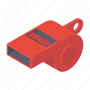 blower, instrument, sound, sports whistle, whistle icon