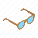 eyewear, glasses, goggles, opticals, shades, spectacles, sunglasses icon