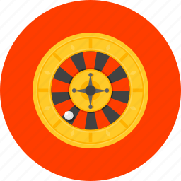 casino, gamble, gambling, game, hobby, roulette, roulette game icon