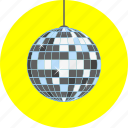 celebration, dance, dancing, fun, joyful, party, shiny globe icon