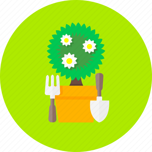 equipment, flower, garden, gardening, nature, tools, work icon