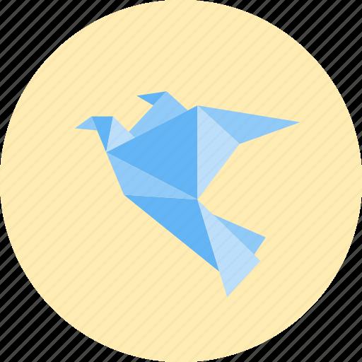 art, artistic, artistic production, creative, hobby, kite, origami icon