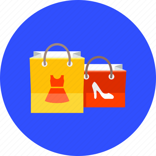 bags, basket, buy, cart, hobby, shop, shopping icon