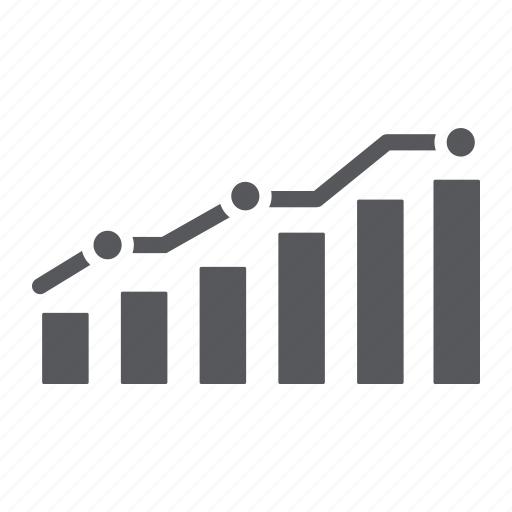 Chart, data, diagram, finance, graph, growth, report icon - Download on Iconfinder