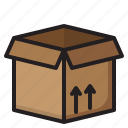 box, product, recycle, ecology, delivery