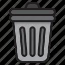 trash, recycle, bin, garbage, ecology