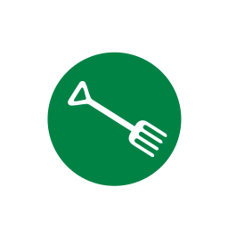 collection, composting, waste, yard, yardwaste icon