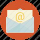 email, envelope, internet, marketing, message, received, sent