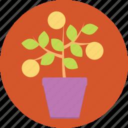 earth, green, growth, internet, life, marketing, plant icon
