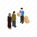 accident, assistance, blog, emergency, humanitarian, isometric, medical icon