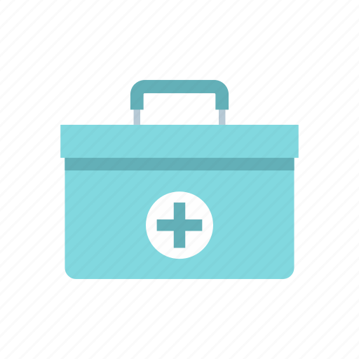 chest, clinic, clinical, cross, doctor, logo, medicine chest icon
