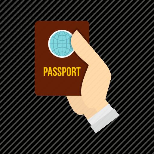 blank, business, citizen, citizenship, document, logo, passport icon