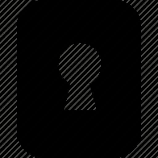 enter, login icon