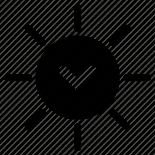 Afternoon, dusk, sun, sun set icon - Download on Iconfinder