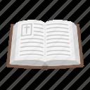 attribute, bible, faith, religion, sacred, scripture, silhouette icon